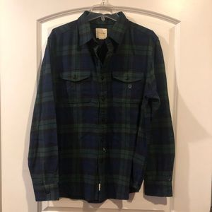 Men's American Eagle Flannel shirt size L